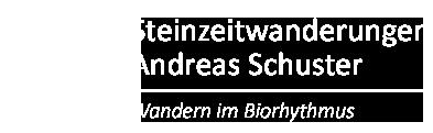 Steinzeitwanderungen Andreas Schuster